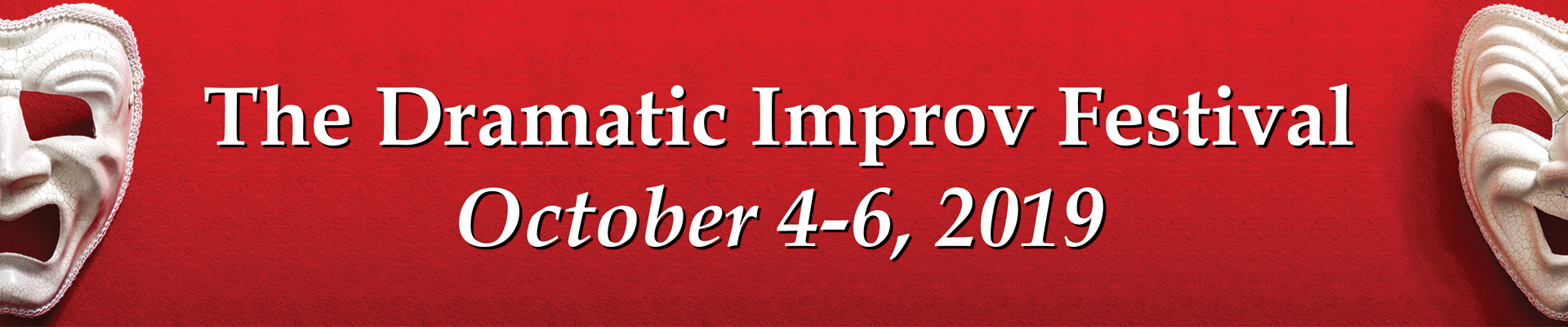The Dramatic Improv Festival